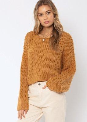 Amuse Society Desert Skies Kint Sweater