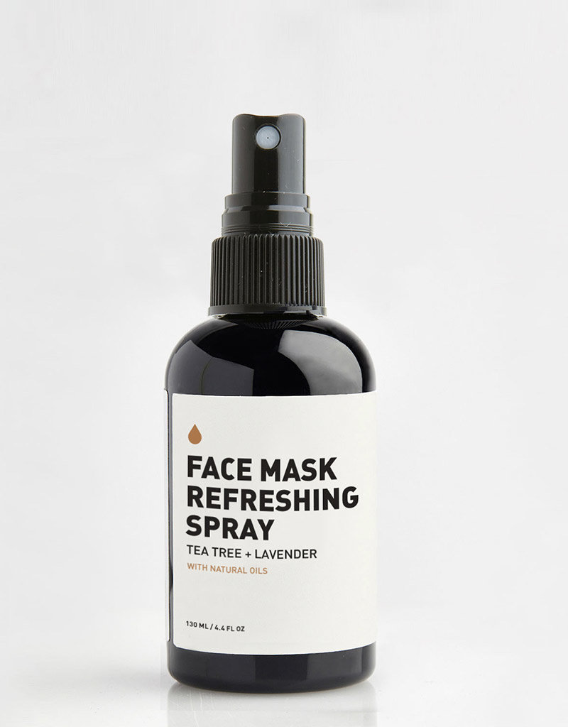 Way of Will Inc Face Mask Spray Lavender + Tea Tree