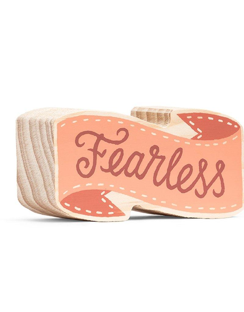 Compendium Fearless Sign (Mini)