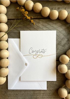 Gold Moon Artistry Congrats (knot)