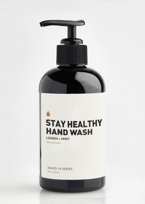 Way of Will Inc Stay Healthy Hand Wash Lemon + Mint