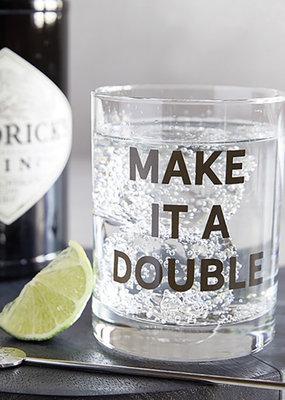 Santa Barbara Design Studio Rocks Glass Double