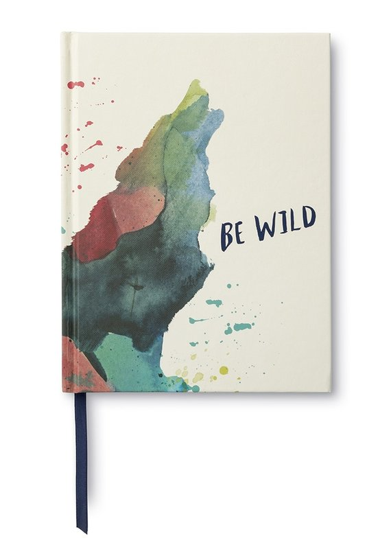 Compendium Be Wild Journal