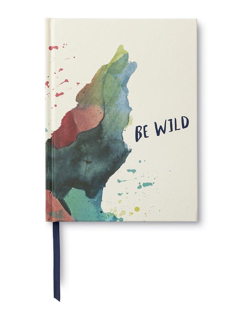 Compendium Be Wild Journal