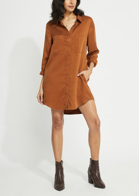Gentle Fawn Aiden Dress, Ochre