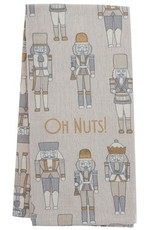 Nutcracker Tea Towel