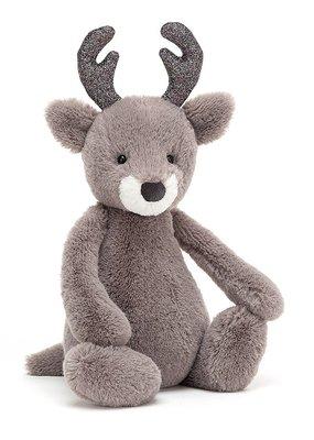 "Jellycat Inc. Bashful Glitz Reindeer 12"""