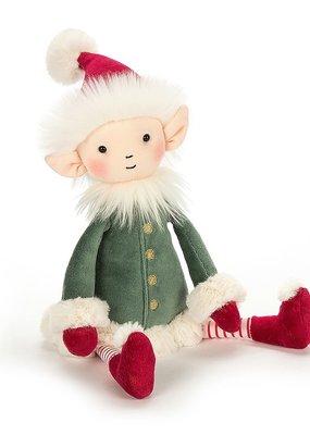 "Jellycat Inc. Leffy Elf Small 9"""