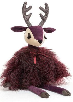 "Jellycat Inc. Viola Reindeer Medium 16"""