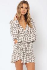 Amuse Society Spellbound Dress Linen