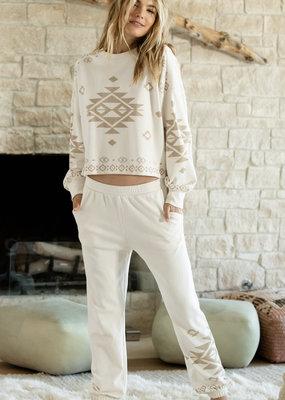 Z Supply Lea Sweatshirt Bone