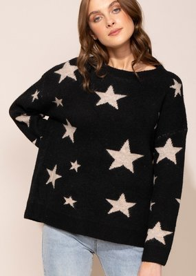 Pink Martini The Beverly Sweater