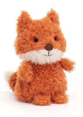 """Jellycat Inc. Little Fox 7"""""""