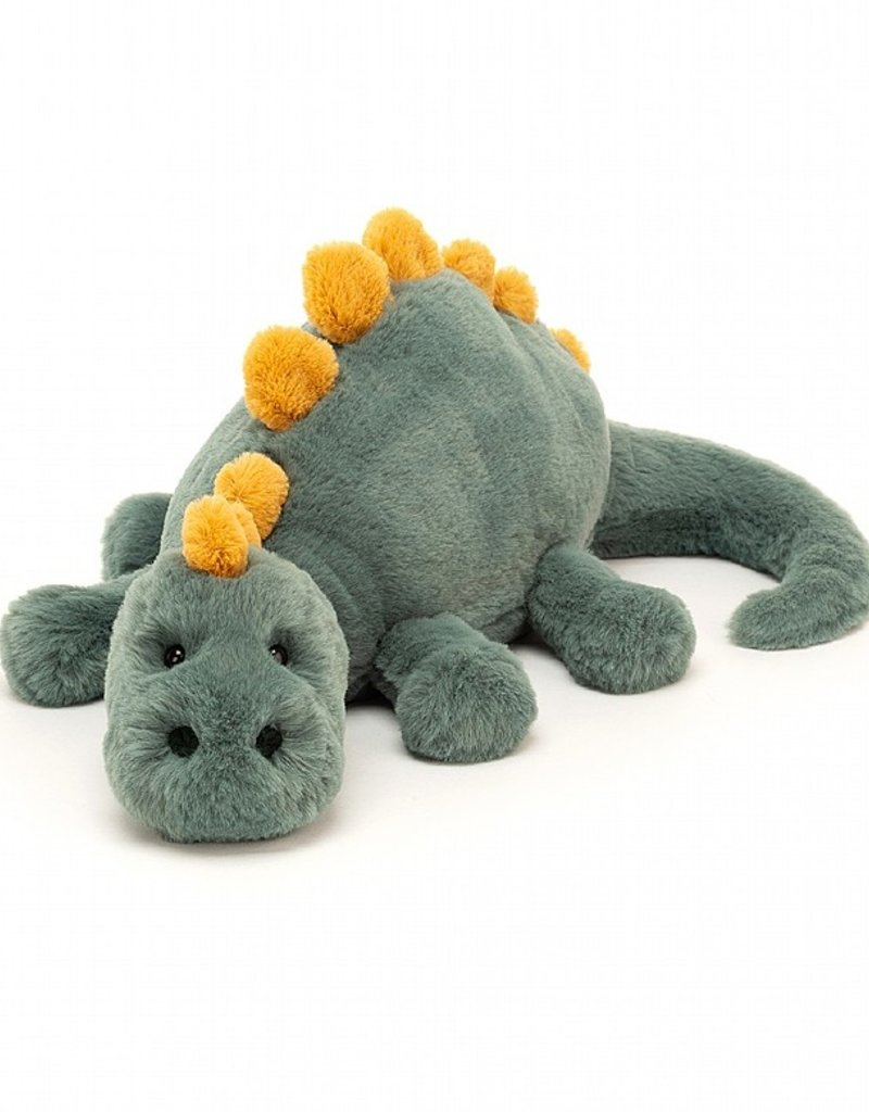 "Jellycat Inc. Douglas Dino Little 10"""