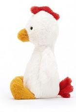 """Jellycat Inc. Bashful Chicken Small 7"""""""