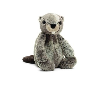 """Bashful Beaver Medium 12"""""""