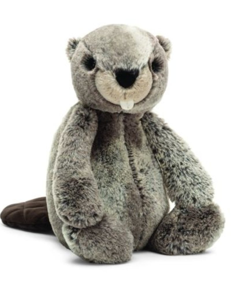 Jellycat Inc. Bashful Beaver Medium 12""