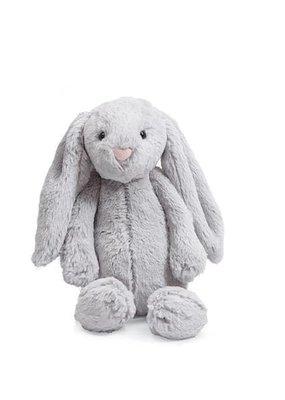 "Jellycat Inc. Bashful Grey Bunny Small 6"""