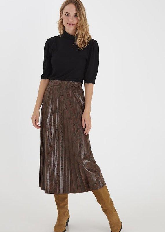 B.Young BYEMILA Skirt Chicory Coffee