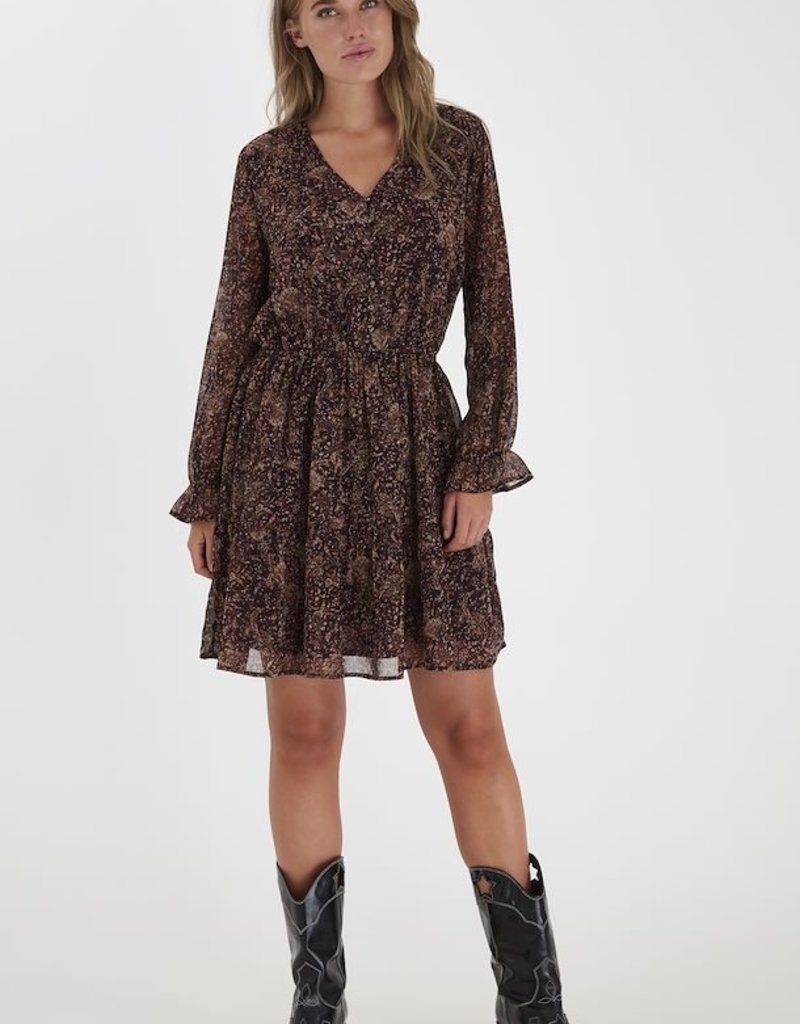 B.Young BYHALE Dress, Winetasting Mix