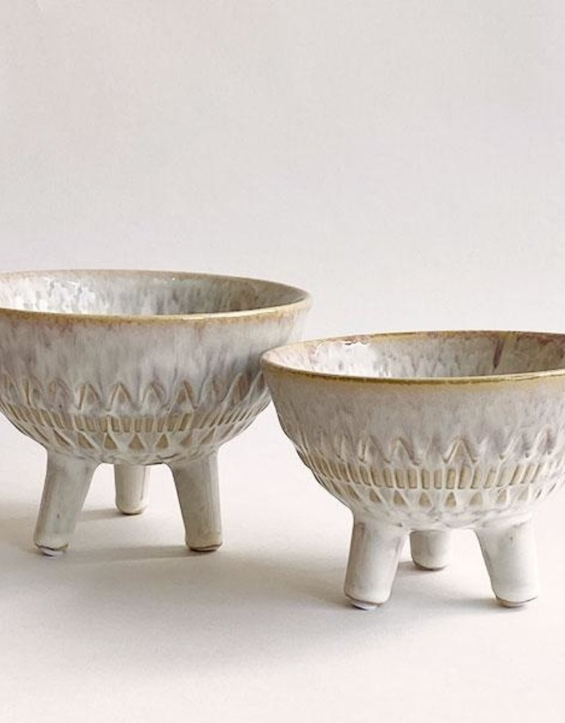Indaba Trading Co. Mariel Footed Bowl S