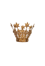 Indaba Trading Co. Victoria Crown Tree Topper L