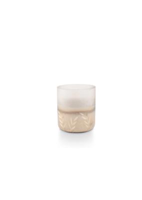 Illume Balsam & Cedar Sm Frosted Glass