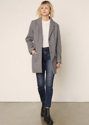 BB Dakota Whiskey Buisness Jacket, Heather Gret
