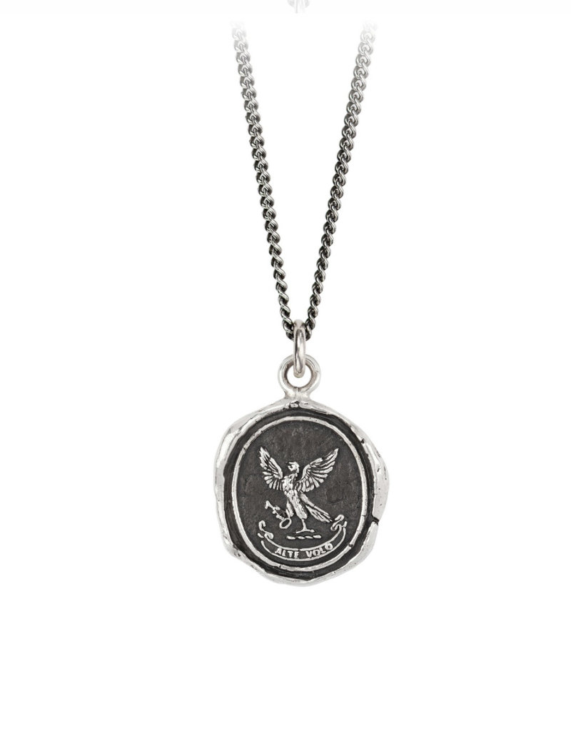 Pyrrha Limitless Sterling Silver 18in