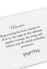 Pyrrha Warrior Sterling Silver 18in