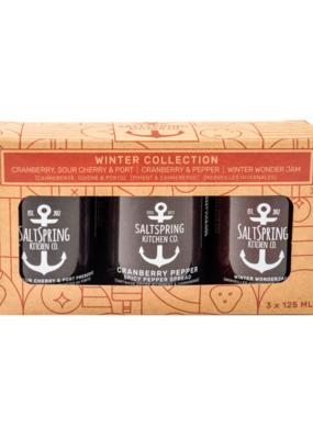 Salt Spring Kitchens Winter Trio Collection Gift Box