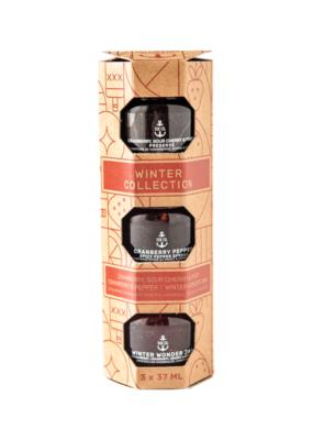 Salt Spring Kitchens Mini Winter Trio Collection Giftbox