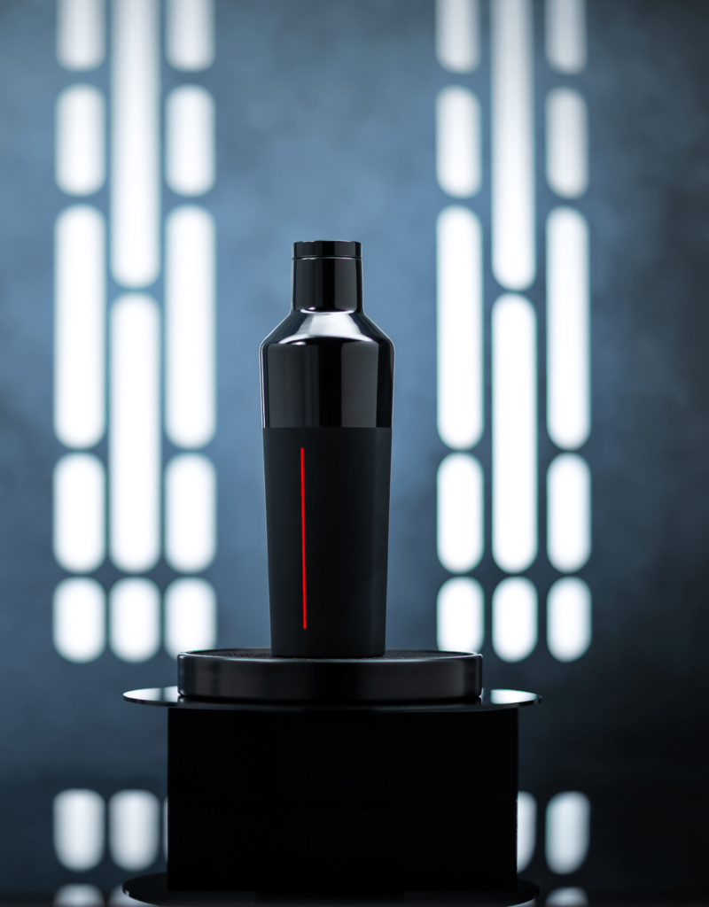 Corkcicle Star Wars™ × Corkcicle, Darth Vadar Canteen 16oz