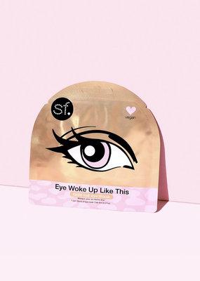 SF Glow Eye Woke Up Like This (Eye Mask)