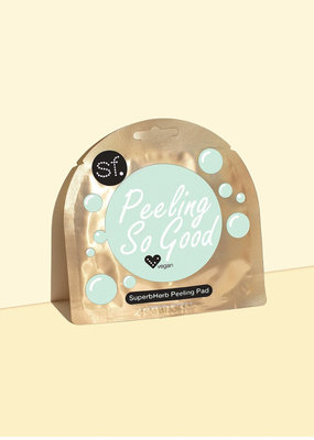 SF Glow Superb-Herb Peeling Pad