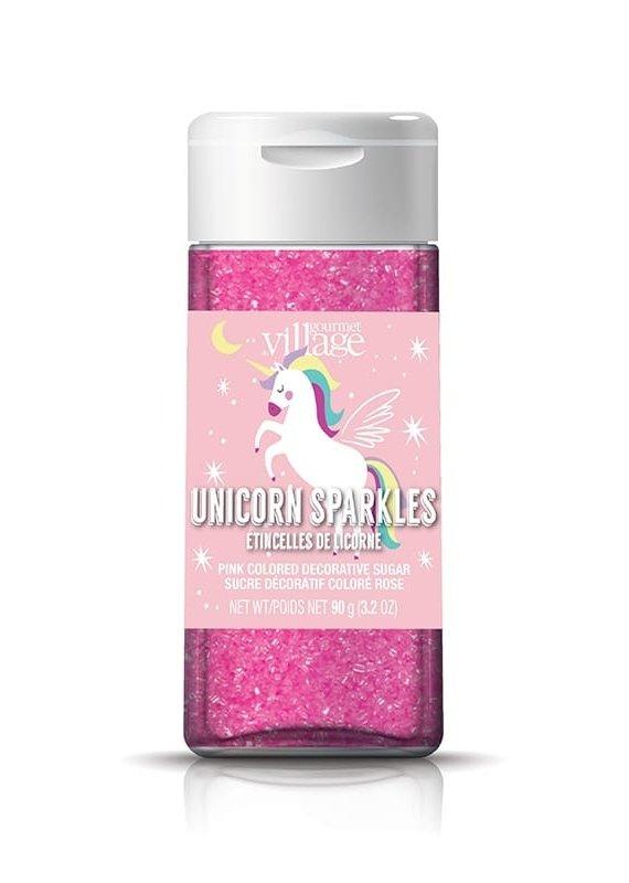 GOURMET VILLAGE Unicorn Sparkles Sugar
