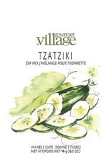 GOURMET VILLAGE Recipe Box Tzatziki