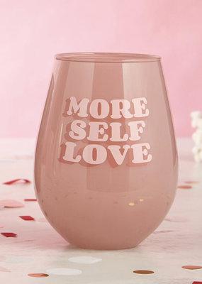 Slant 30 oz. Stemless - More Self Love