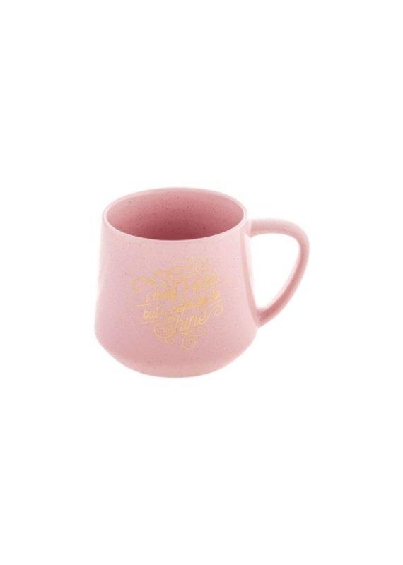 "Karma Chic Mug ""I May Rise"""