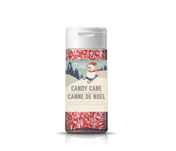 Hot Chocolate Topping, Candy Cane