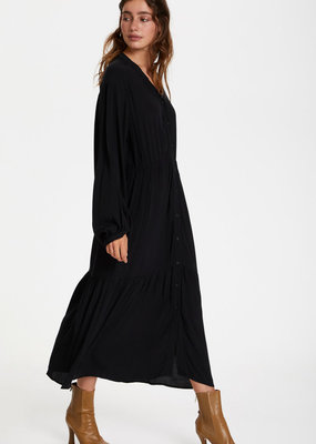 Soaked In Luxury Lamara Dress Black