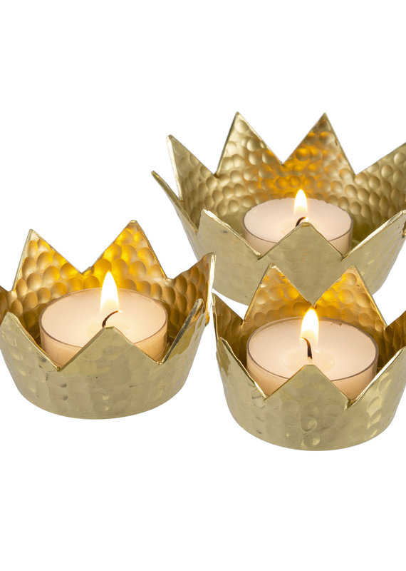 Indaba Trading Co. Crown Votive M