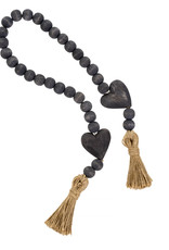 Indaba Trading Co. Heart Blessing Beads
