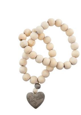 Indaba Trading Co. Wooden Prayer Beads