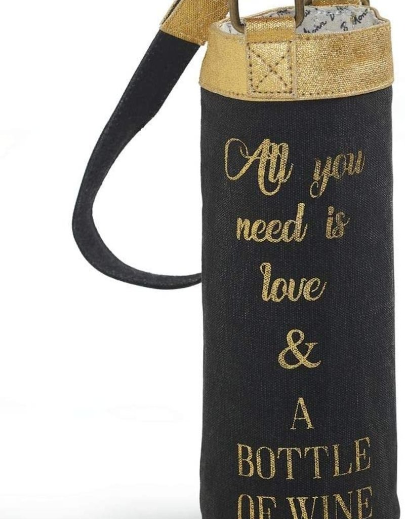 Mona B M-5233 All you need Wine Bag