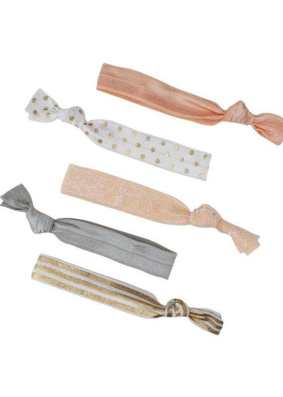 KITSCH Petal Peach Hair Tie
