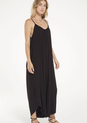 Zsupply Flared Jumpsuit, Black
