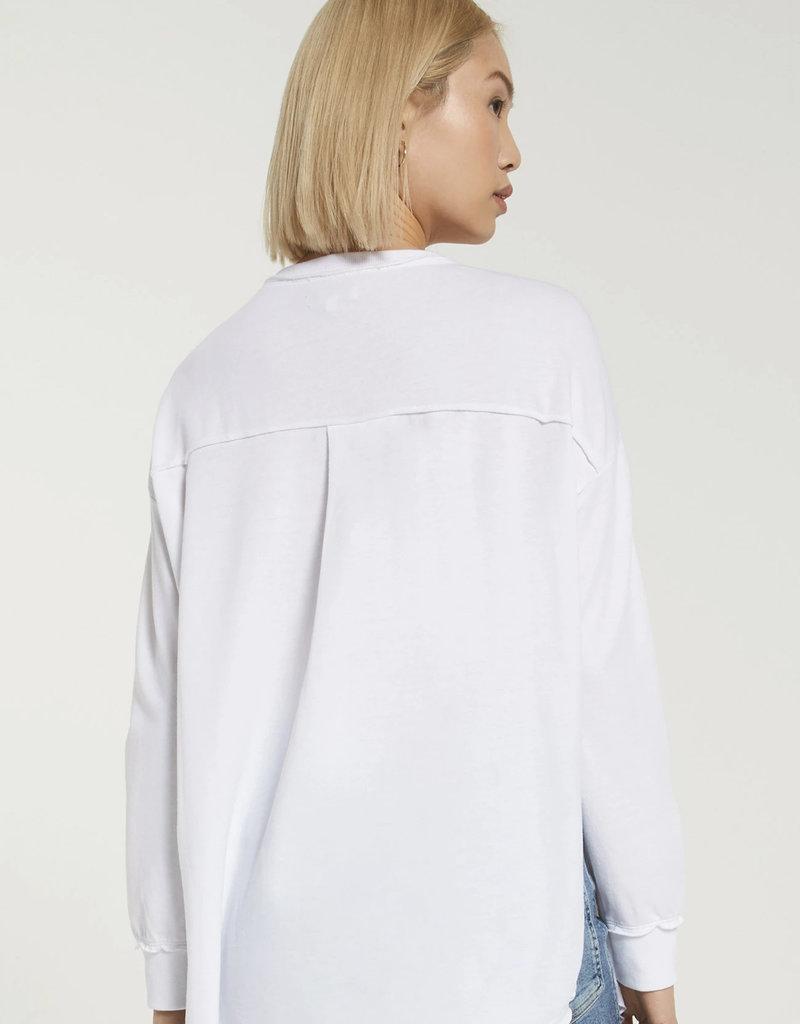 Zsupply V-Neck Weekender, White