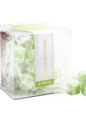 Bonblissity Single Candy Scrub, Fresh Lemongrass