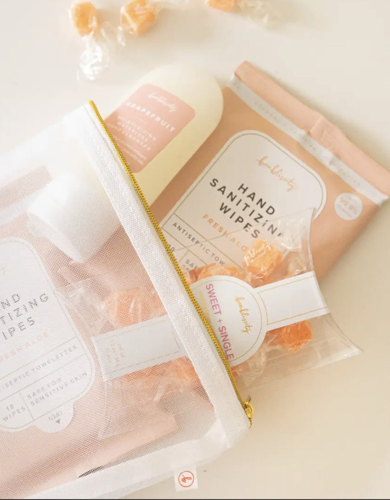 Bonblissity Self Care Anywhere Kit